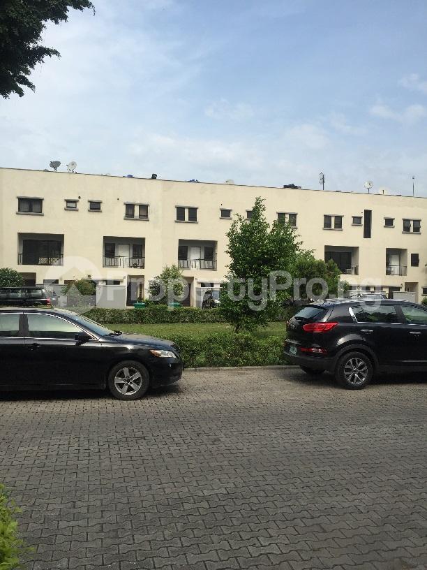3 bedroom Terraced Duplex House for rent Thompson Avenue Old Ikoyi Ikoyi Lagos - 1