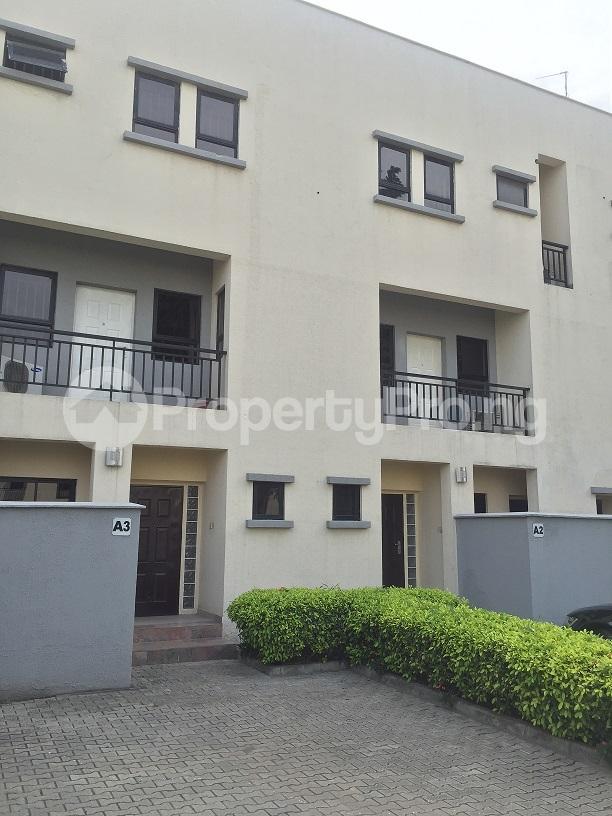 3 bedroom Terraced Duplex House for rent Thompson Avenue Old Ikoyi Ikoyi Lagos - 0