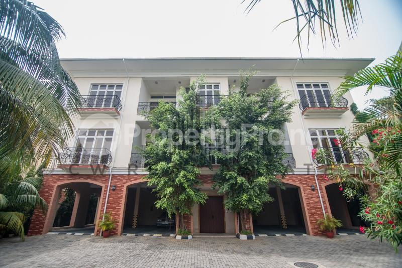 3 bedroom Flat / Apartment for rent - Banana Island Ikoyi Lagos - 0