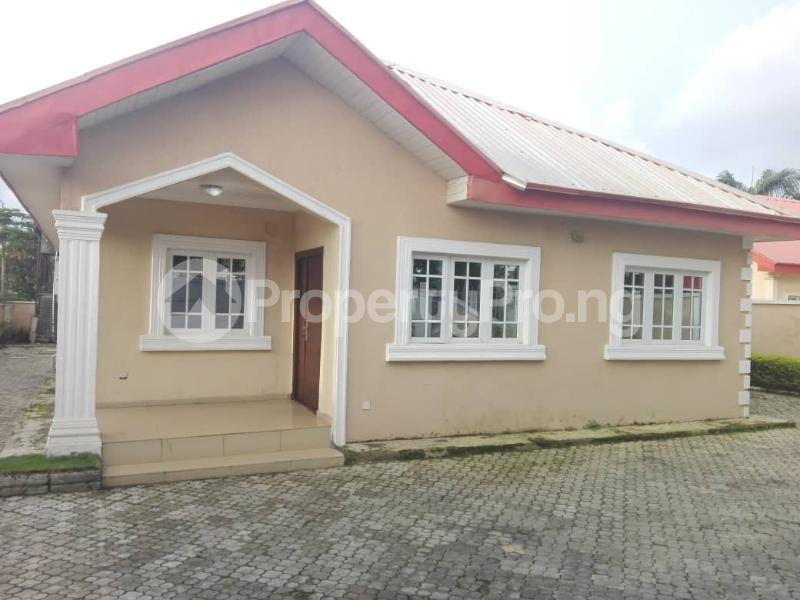 3 bedroom Detached Bungalow House for rent Galadinmawa Abuja - 0