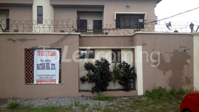 3 bedroom flat apartment for rent 6th avenue festac town lagos rh propertypro ng