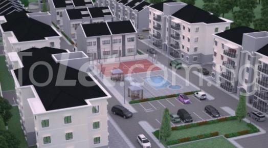 3 bedroom Blocks of Flats House for sale Monastery Road, beside shoprite Off Lekki-Epe Expressway Ajah Lagos - 2