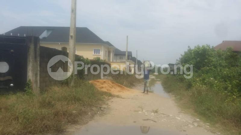 Land for sale Beside Lufasi Park Abijo Ajah Lagos - 4