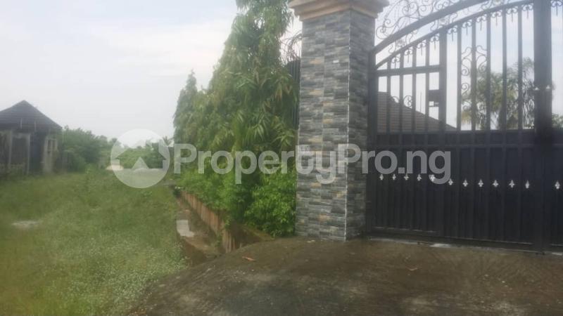 Land for sale Beside Lufasi Park Abijo Ajah Lagos - 1