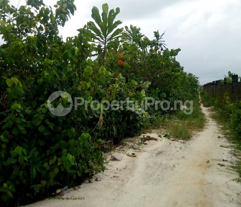 Land for sale Fidiso Estate, Abijo Ajah Lagos - 2