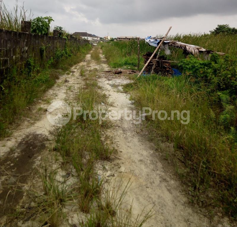 Land for sale Fidiso Estate, Abijo Ajah Lagos - 1
