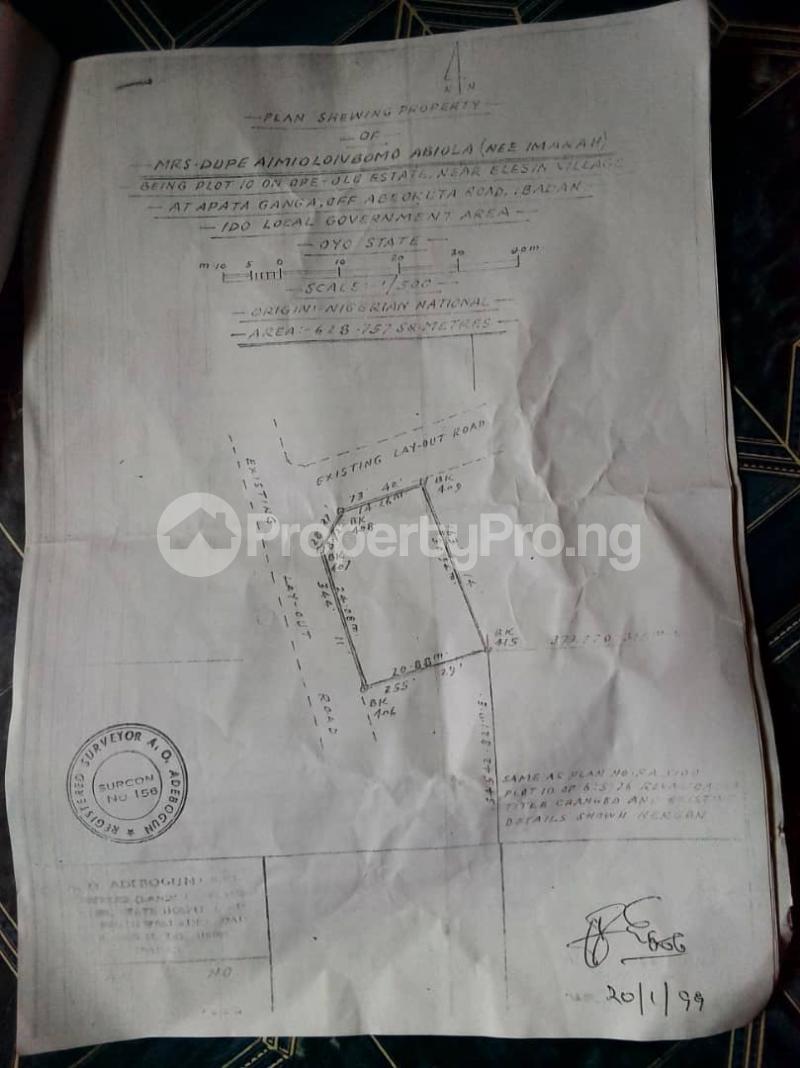 Flat / Apartment for sale  apata area ibadan  Ido Oyo - 17