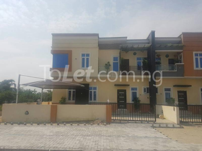 5 bedroom House for sale Buene Vista Estate by 2nd Toll gate by Orchid hotel Road, Lekki Lagos. chevron Lekki Lagos - 0