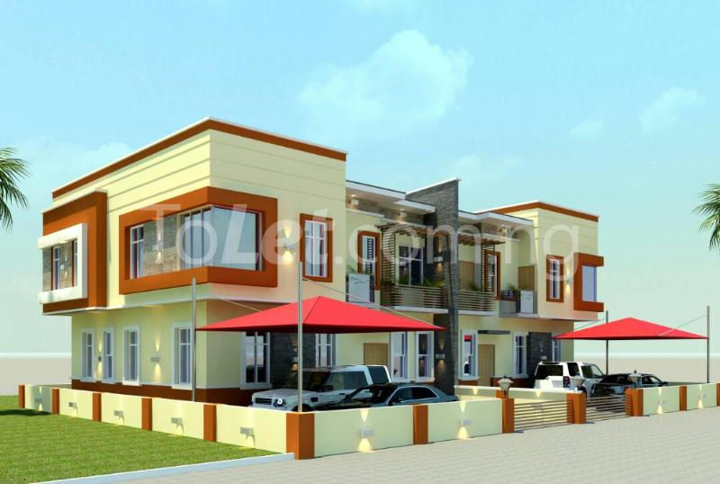 5 bedroom House for sale Buene Vista Estate by 2nd Toll gate by Orchid hotel Road, Lekki Lagos. chevron Lekki Lagos - 5
