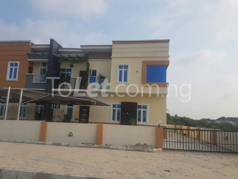 5 bedroom House for sale Buene Vista Estate by 2nd Toll gate by Orchid hotel Road, Lekki Lagos. chevron Lekki Lagos - 2