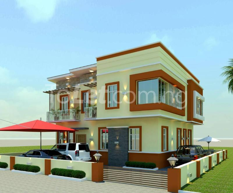 5 bedroom House for sale Buene Vista Estate by 2nd Toll gate by Orchid hotel Road, Lekki Lagos. chevron Lekki Lagos - 4