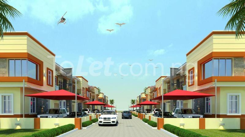 5 bedroom House for sale Buene Vista Estate by 2nd Toll gate by Orchid hotel Road, Lekki Lagos. chevron Lekki Lagos - 3