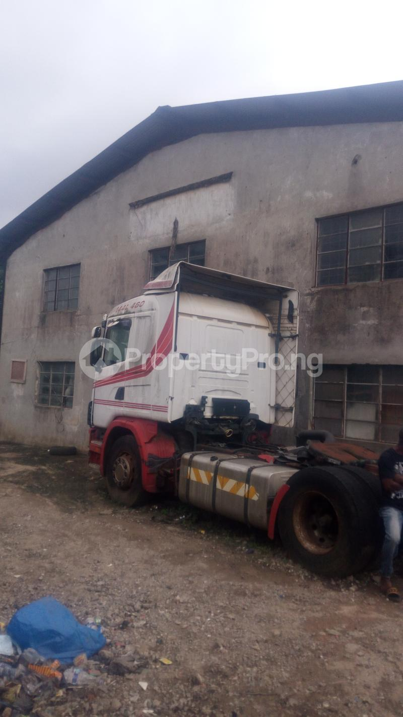 Warehouse Commercial Property for sale Ajao Estate Isolo. Lagos Mainland  Ajao Estate Isolo Lagos - 1