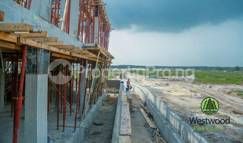 Residential Land Land for sale Off Monastery Road, behind shoprite Sangotedo Ajah Lagos - 15