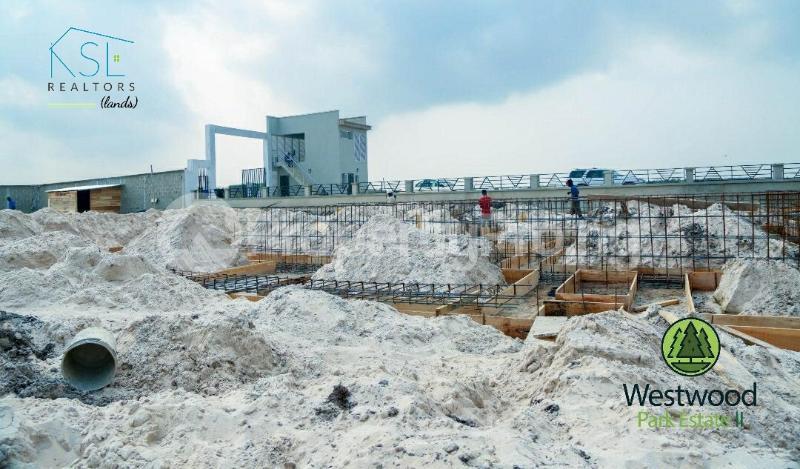 Residential Land Land for sale Off Monastery Road, behind shoprite Sangotedo Ajah Lagos - 29