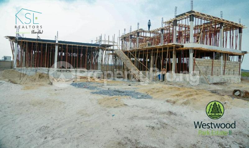 Residential Land Land for sale Off Monastery Road, behind shoprite Sangotedo Ajah Lagos - 26