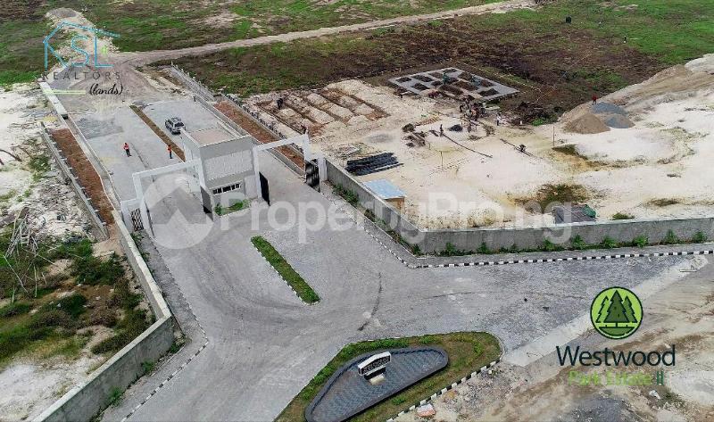 Residential Land Land for sale Off Monastery Road, behind shoprite Sangotedo Ajah Lagos - 28