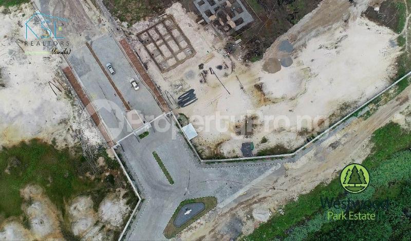 Residential Land Land for sale Off Monastery Road, behind shoprite Sangotedo Ajah Lagos - 27