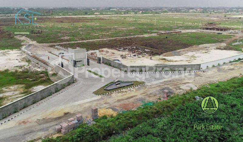 Residential Land Land for sale Off Monastery Road, behind shoprite Sangotedo Ajah Lagos - 21