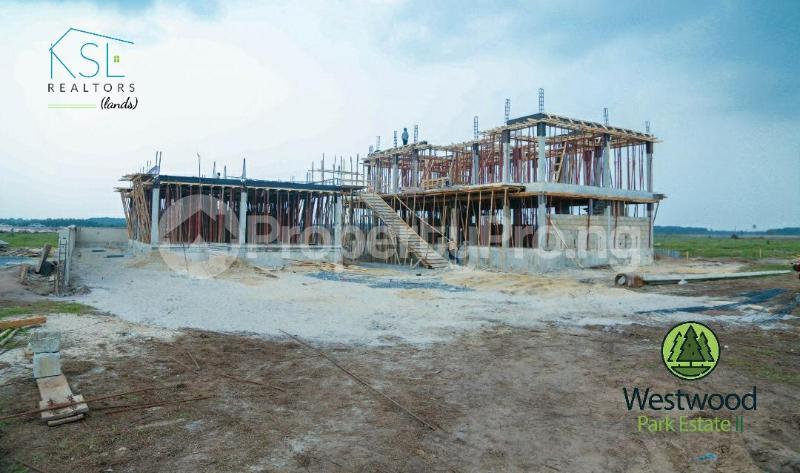 Residential Land Land for sale Off Monastery Road, behind shoprite Sangotedo Ajah Lagos - 14