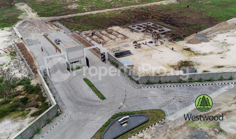 Land for sale West Wood West Sangotedo Lagos - 6