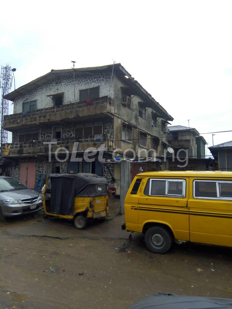Flat / Apartment for sale Akinyemi street Palmgroove Shomolu Lagos - 0