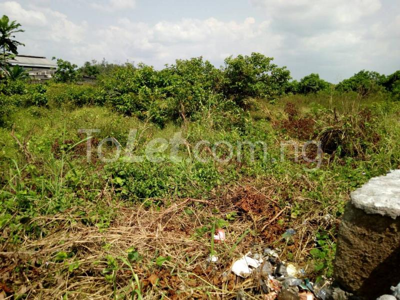 Land for sale Km 5, Effurun-sapele road, Effurun Warri Delta - 0