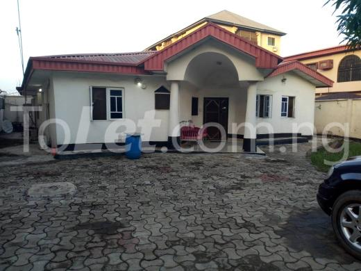 4 bedroom Detached Bungalow House for sale Pack view estate ago palace way Isolo Isolo Lagos - 0
