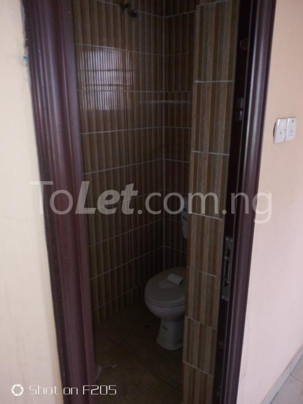 2 bedroom Office Space Commercial Property for rent along d major road, ago palace way, okota, isolo. Isolo Lagos - 6
