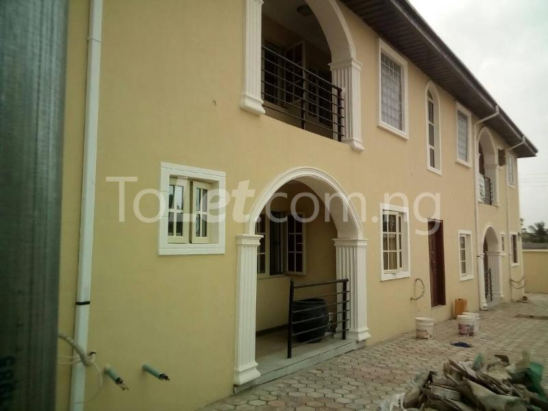 3 bedroom Flat / Apartment for rent Idishin extension  Idishin Ibadan Oyo - 1