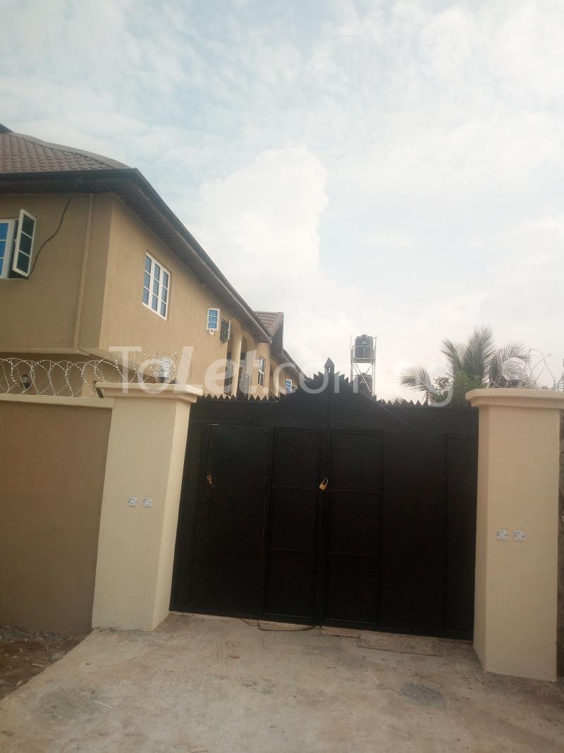 3 bedroom Flat / Apartment for rent Before Ojurin  Akobo Ibadan Oyo - 1