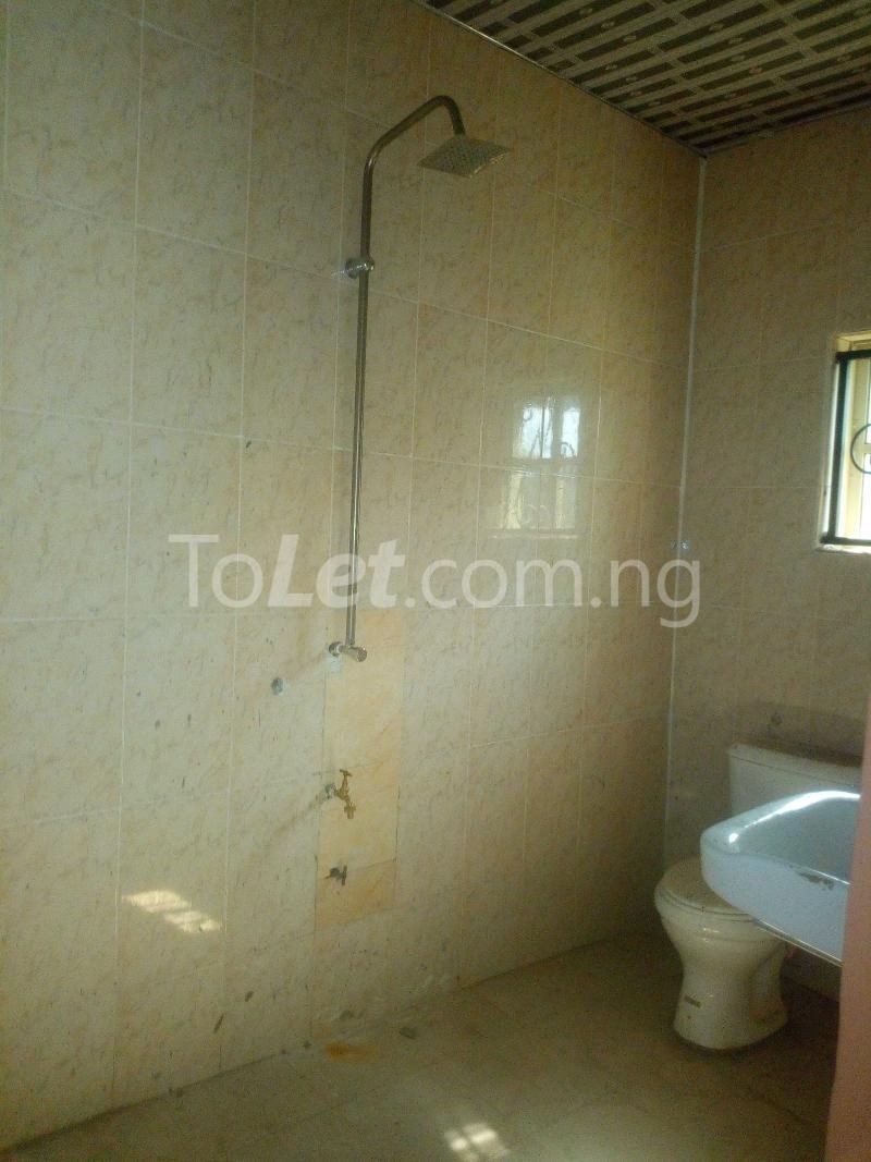 3 bedroom Terraced Duplex House for rent Adetokun, Ologuneru road Eleyele Ibadan Oyo - 2