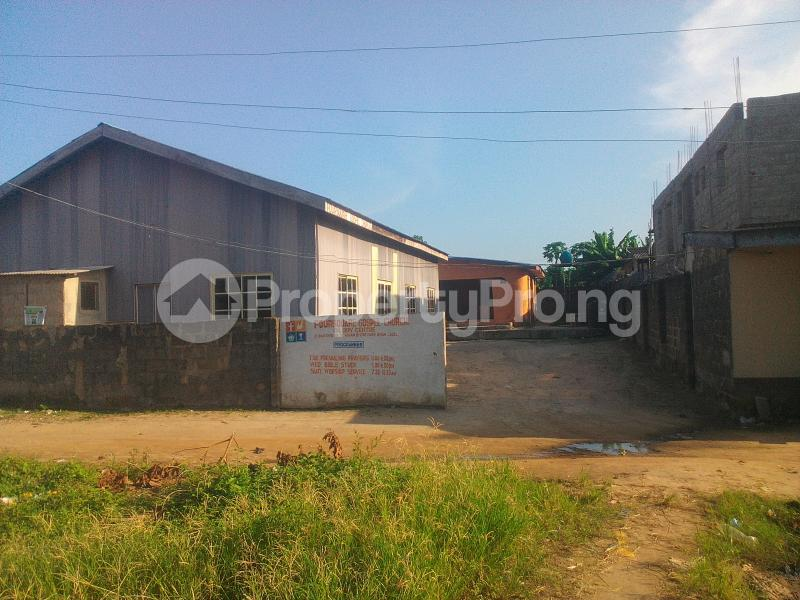 3 bedroom Semi Detached Bungalow House for sale Fagbile Estate  Bucknor Isolo Lagos - 0