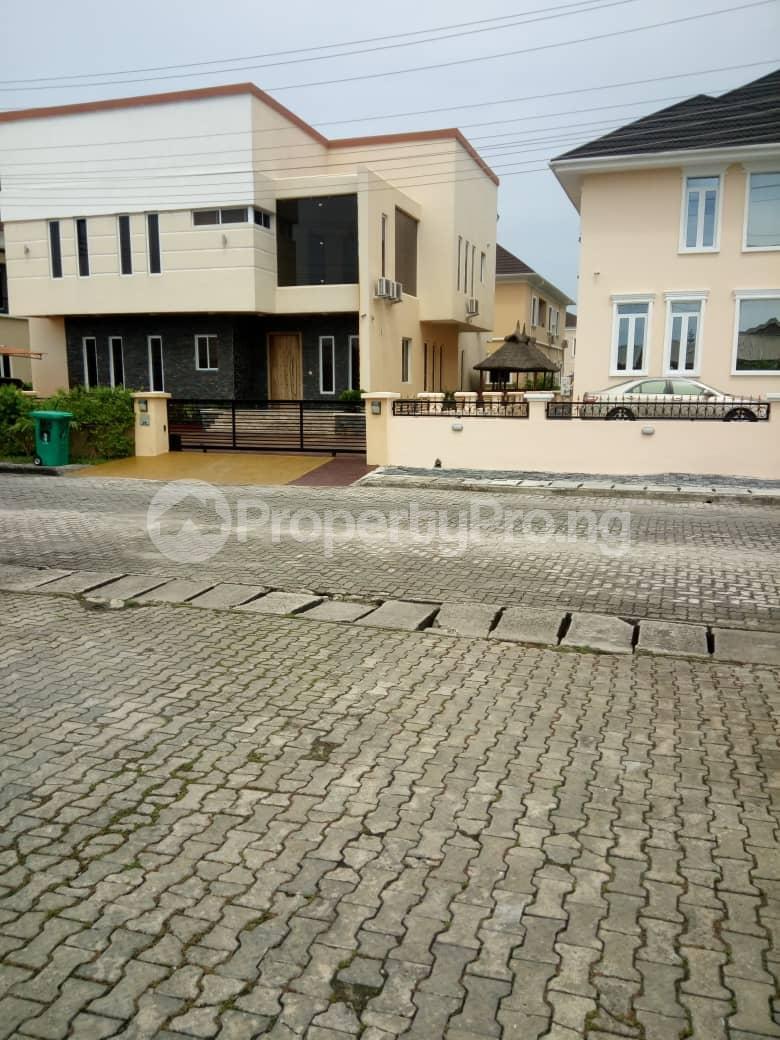 3 bedroom Semi Detached Bungalow House for rent Northern Foreshore Estate chevron Lekki Lagos - 0