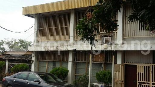 3 bedroom Detached Duplex House for sale Badagry Road Apapa G.R.A Apapa Lagos - 1