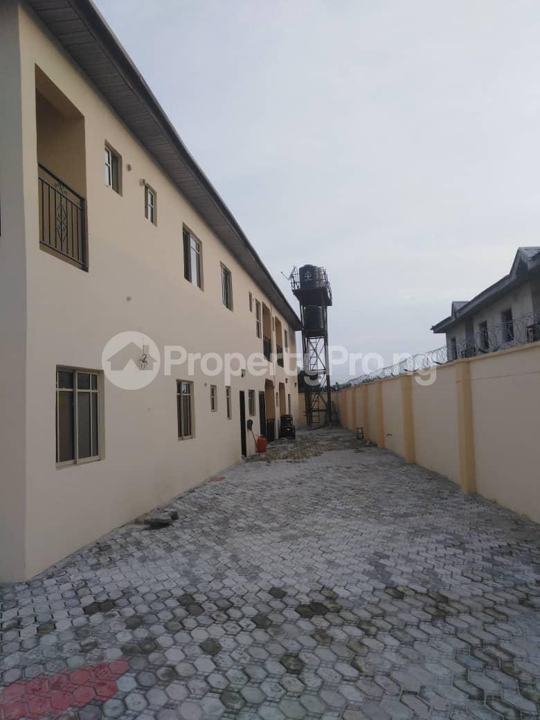 3 bedroom Semi Detached Duplex House for rent Elesekan Bogije Lakowe Ajah Lagos - 4