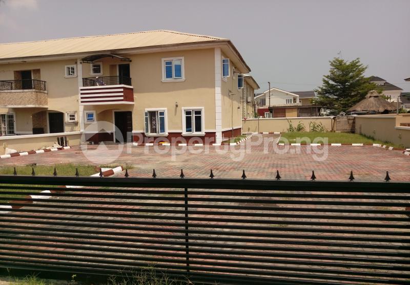 3 bedroom Semi Detached Duplex House for rent Lekki County Homes  Ikota Lekki Lagos - 0