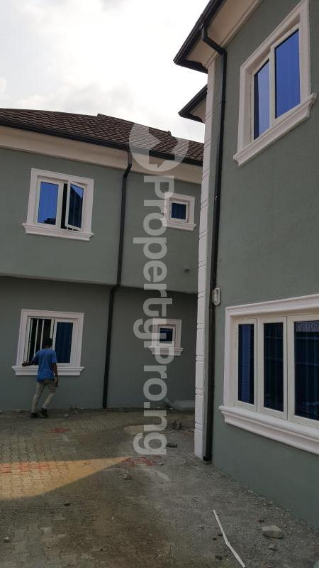 3 bedroom Flat / Apartment for rent channels TV road Arepo Arepo Ogun - 0