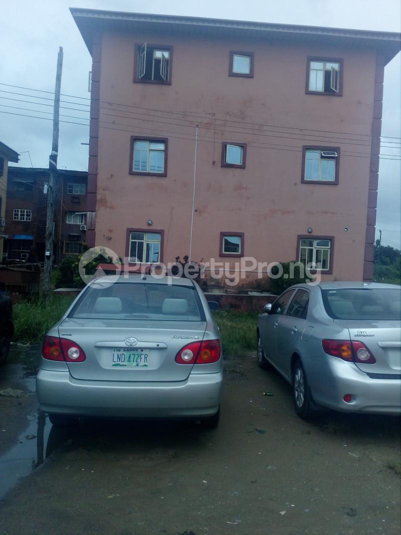 3 bedroom Self Contain Flat / Apartment for sale Alaka Estate  Alaka/Iponri Surulere Lagos - 0