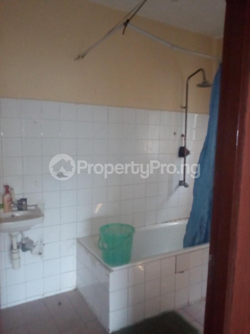 3 bedroom Self Contain Flat / Apartment for rent James island off chief Natufe Bab Animasaun  Bode Thomas Surulere Lagos - 1