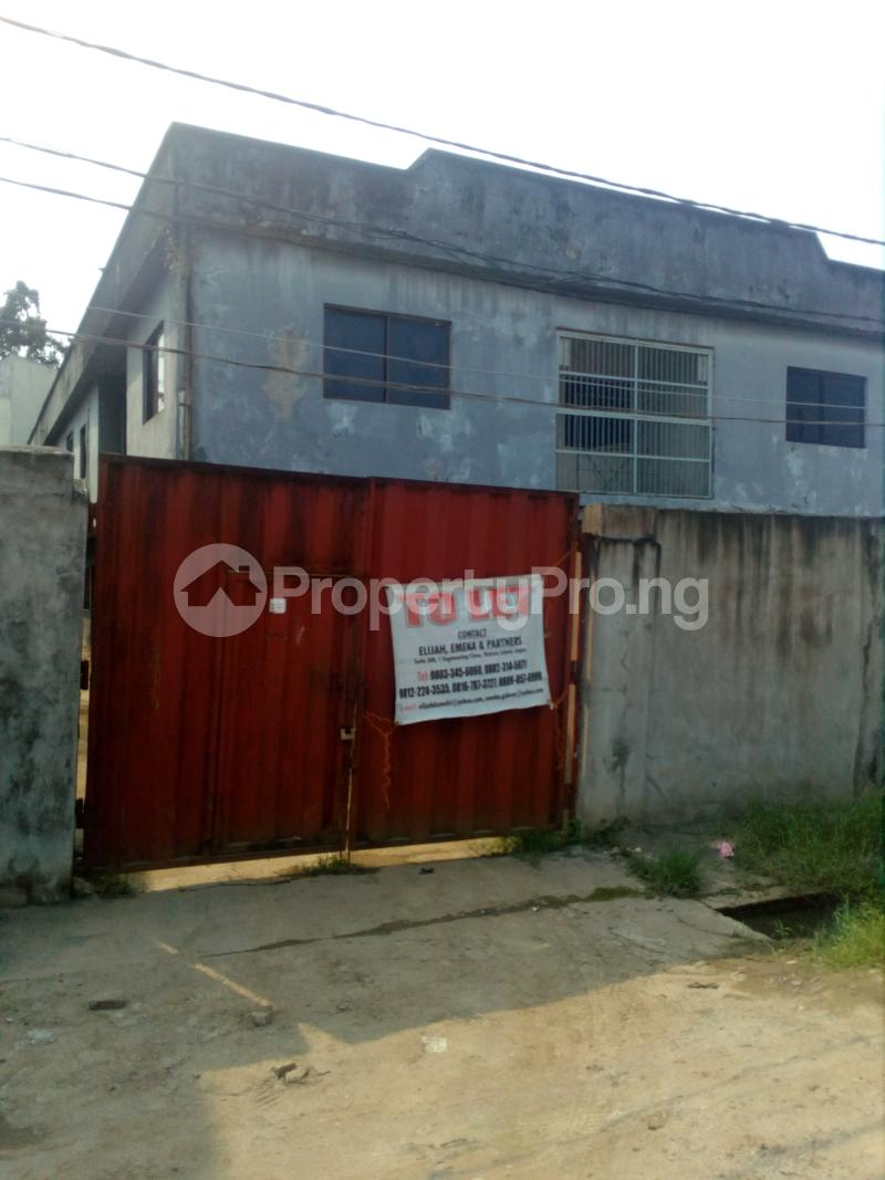 3 bedroom Self Contain Flat / Apartment for rent James island off chief Natufe Bab Animasaun  Bode Thomas Surulere Lagos - 0