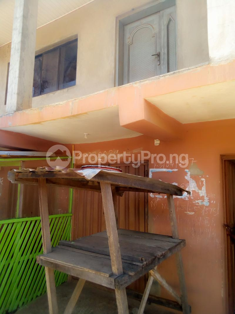 3 bedroom Mini flat Flat / Apartment for rent Igbaye Street behind akewusola central pharmacy, ilesha Ilesha East Osun - 4