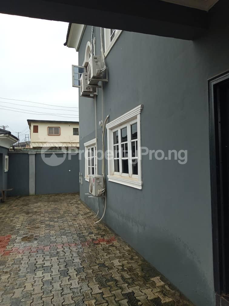 3 bedroom Blocks of Flats House for rent General Gas Akobo Ibadan Oyo - 1
