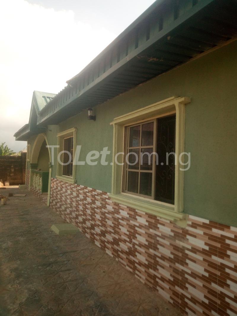 3 bedroom Terraced Duplex House for rent Adetokun, Ologuneru road Eleyele Ibadan Oyo - 0