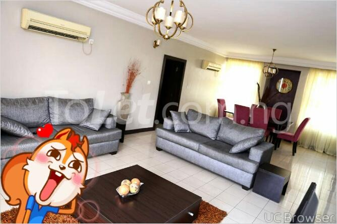 3 bedroom Flat / Apartment for shortlet Awolowo road Awolowo Road Ikoyi Lagos - 1