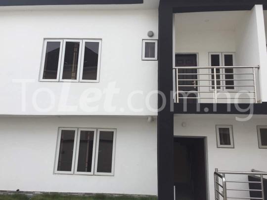3 bedroom Terraced Duplex House for rent Ikota Ikota Lekki Lagos - 5