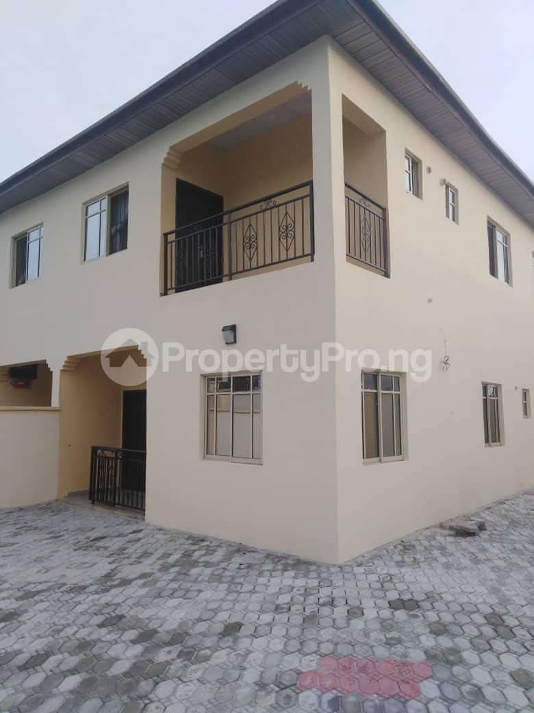 3 bedroom Semi Detached Duplex House for rent Yomi balogun estate, 5mins drive after bogije Abijo Ajah Lagos - 17