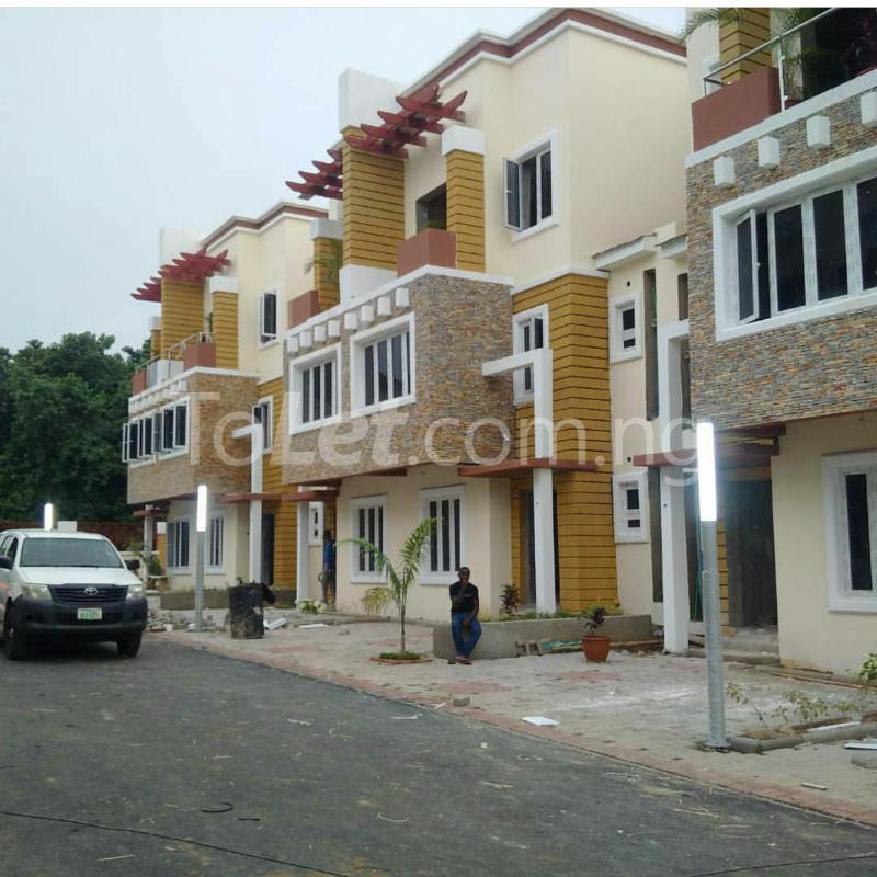 4 bedroom House for sale gidado street Wuye Abuja - 2