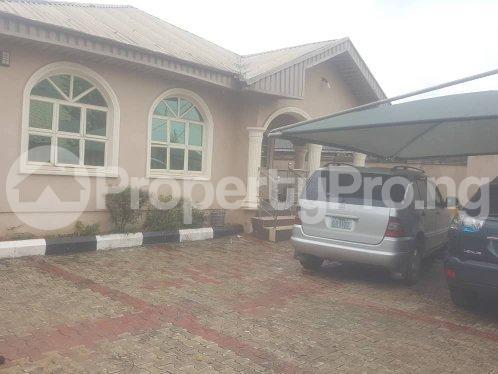 3 bedroom Detached Bungalow House for sale Etete  Central Edo - 1