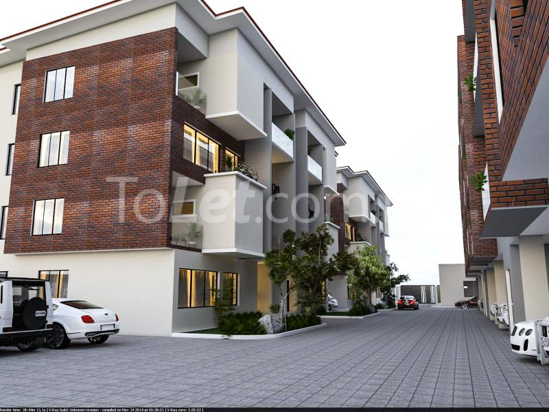 3 bedroom Flat / Apartment for sale Sholanke Street  Ebute Metta Yaba Lagos - 2